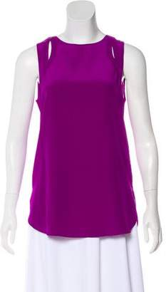 3.1 Phillip Lim Scoop Neck Sleeveless Top