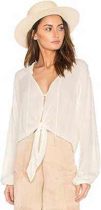 Cleobella Mila Top in White $123 thestylecure.com