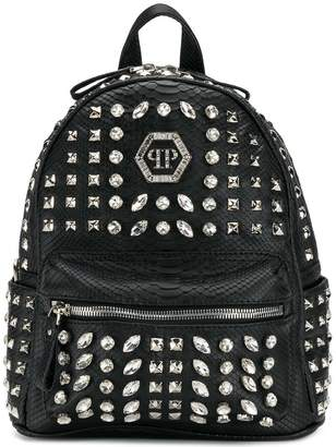 Philipp Plein large Zaino backpack