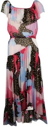 Philosophy di Lorenzo Serafini Ruffled Dress