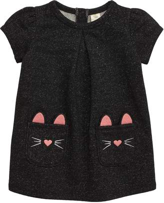 Tucker + Tate Cat Pocket Shift Dress