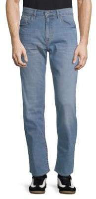 Calvin Klein Jeans Relaxed-Fit Straight Jeans