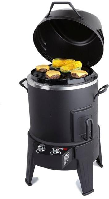 Char-Broil Big Easy TRU-INFRARED 3-in-1 Roaster, Smoker and Grill with Recipe Book
