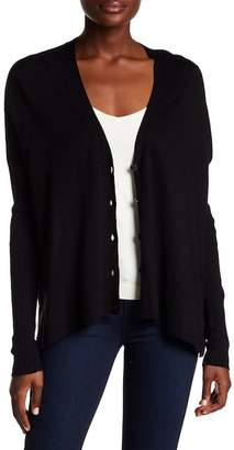 ATM Anthony Thomas Melillo V-Neck Knit Cardigan