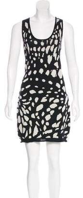 Thakoon Printed Knit Dress w/ Tags