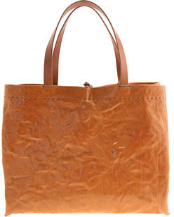 Henry cuir Indocile Soft Tote - Natural