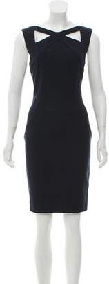 L'Agence Sleeveless Bodycon Dress