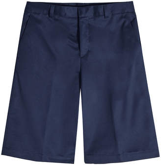 Kenzo Tailored Cotton Shorts