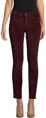 MiH Jeans Women's Skinny Velvet Jeans