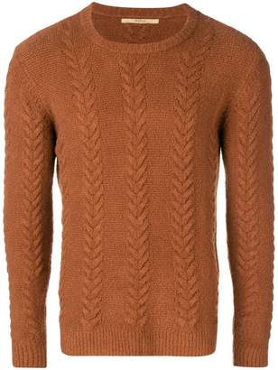 Nuur braided sweater