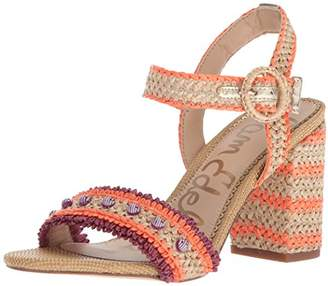 Sam Edelman Women's Olisa Heeled Sandal,8 M US