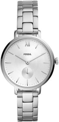 Fossil Women Kayla Stainless Steel Bracelet Watch 36mm