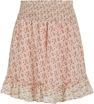 Intermix Rena Floral Mini Skirt