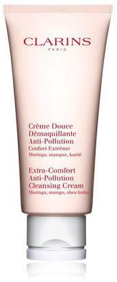 Clarins Extra-Comfort Anti-Pollution Cleansing Cream