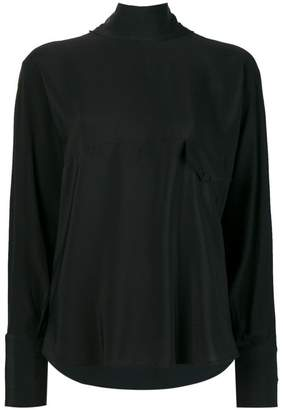 Mauro Grifoni turtle neck blouse