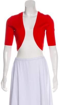 Michael Kors Wool Cropped Cardigan w/ Tags