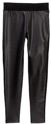 Harper Canyon Faux Leather Legging (Big Girls)