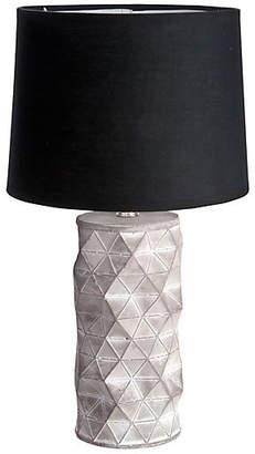 One Kings Lane Vintage Cast Concrete Table Lamp