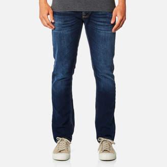 Nudie Jeans Men's Dude Dan Straight Leg Jeans