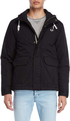 Fred Perry Black Stockport Jacket