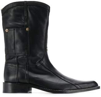 Martine Rose cowboy boots