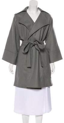 Stella McCartney Knee-Length Knit Coat