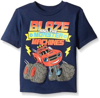 Nickelodeon Blaze and the Monster Machines Little Boys' Toddler Short Sleeve T-Shirt