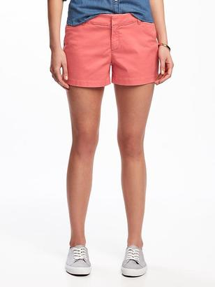 "Pixie Chino Shorts for Women (3 1/2"") $24.94 thestylecure.com"