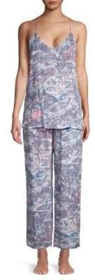 Josie Printed Pajamas