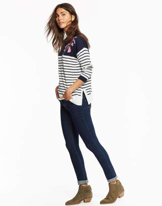 Joules Clothing Navy Blossom Kady Jumper