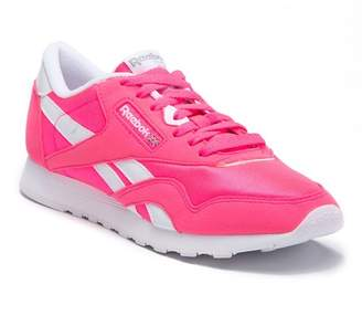 Reebok Classic Nylon Brights Sneakers