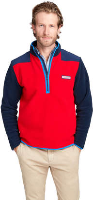Vineyard Vines Party Polar Fleece Shep Shirt