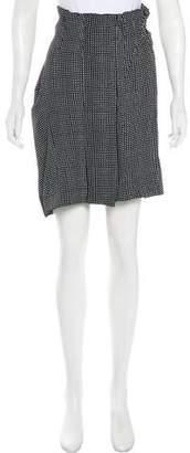 Marni Polka Dot Knee-Length Skirt