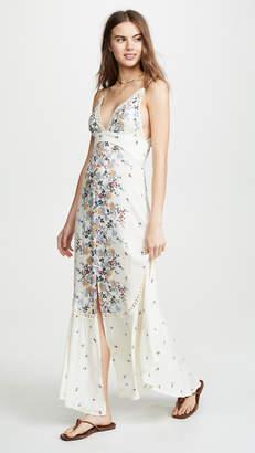 5f4b0b24b137 Free People White Print Dresses - ShopStyle
