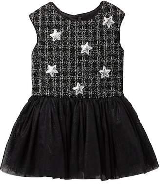 Pippa Pastourelle by and Julie Plaid Star Tutu Dress (Toddler & Little Girls)
