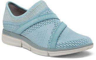 Comfort Mary Jane Slip On Sneakers