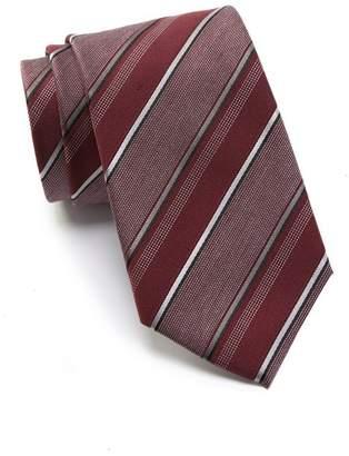 Kenneth Cole Reaction Seasonal Accent Stripe Tie