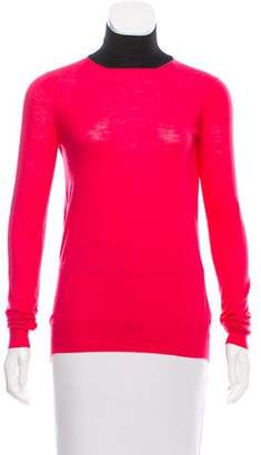 Proenza Schouler Rib Knit Turtleneck Sweater