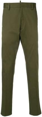 DSQUARED2 regular-fit chino trousers