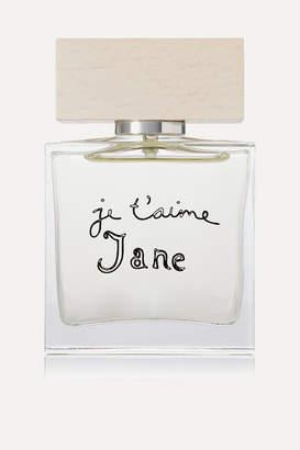 Bella Freud Je T'aime Jane Eau De Parfum - Floral, Sensual & Chypre, 50ml