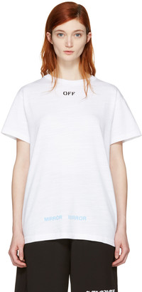 Off-White Black Care 'Off' T-Shirt $310 thestylecure.com