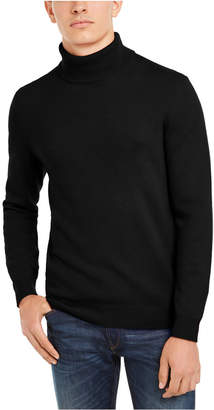 Club Room Men Cashmere Turtleneck Sweater