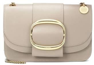 See by Chloe Hopper Medium leather shoulder bag