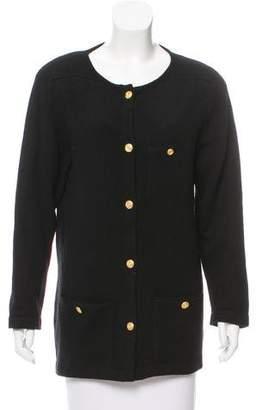 Pringle Cashmere Button-Up Cardigan
