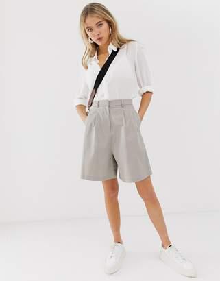 Asos Design DESIGN mom shorts
