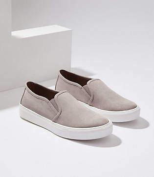 LOFT Slip On Sneakers
