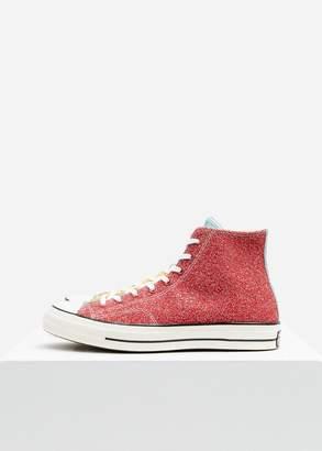 Converse JWA Glitter Chuck 70 Hi Sneaker