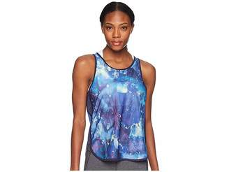 New Balance Printed Determination Mesh Tank Top Women's Sleeveless