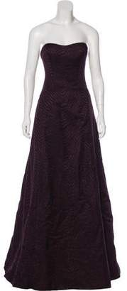 Jason Wu Satin Jacquard Gown w/ Tags
