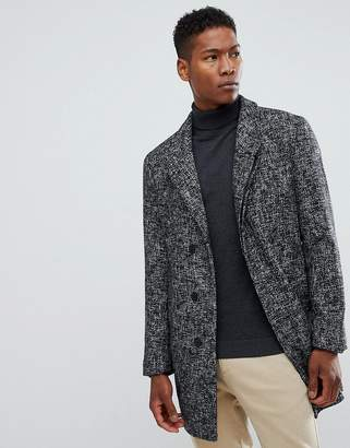 Jack and Jones wool overcoat